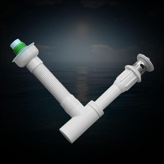 Bộ xi phông & ống xả lavabo ZXP020