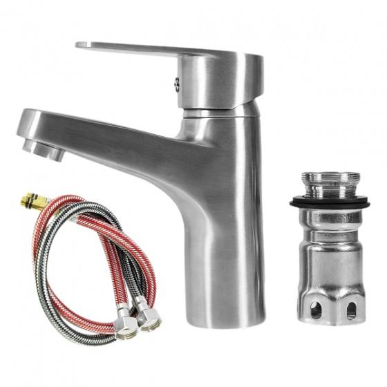 Vòi lavabo Inox 304 Eurover-4122 NT0407
