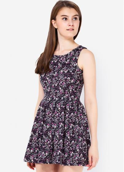Đầm váy ngắn giữa đùi Phúc An damhoa01