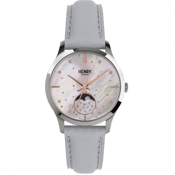 Đồng hồ Nữ Henry London HL35-LS-0327