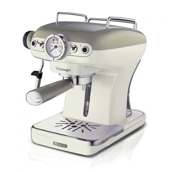 Máy pha cà phê 0,9 lít (Màu kem) Ariete MOD.1389-13