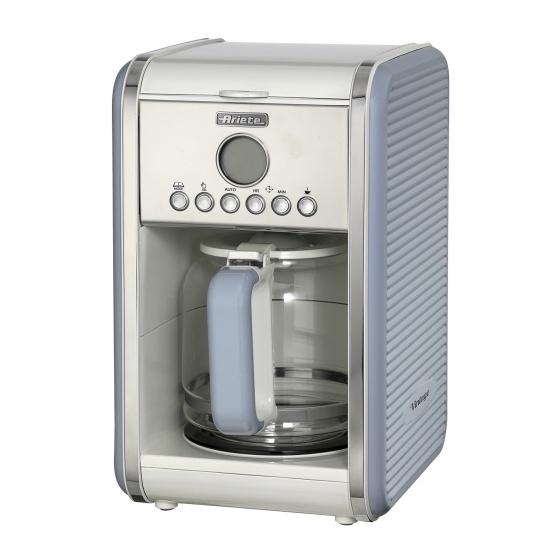 Máy pha cà phê tự động (màu xanh da trời) Ariete MOD. 1342/05