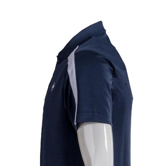 Áo tennis nam Dunlop - DATES8044-1C-GRK (xanh đen)