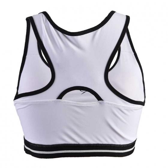 Áo Bra thể thao Nữ Dunlop - DAGYS8119-2-WT (Trắng)