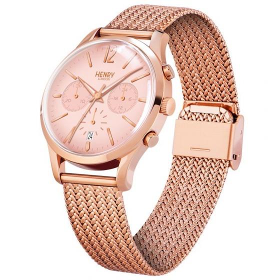 Đồng hồ Henry London HL39-CM-0168