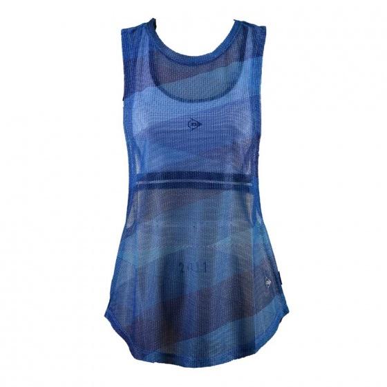 Áo Gym Nữ Dunlop - DAGYS8122-2-GN (xanh)