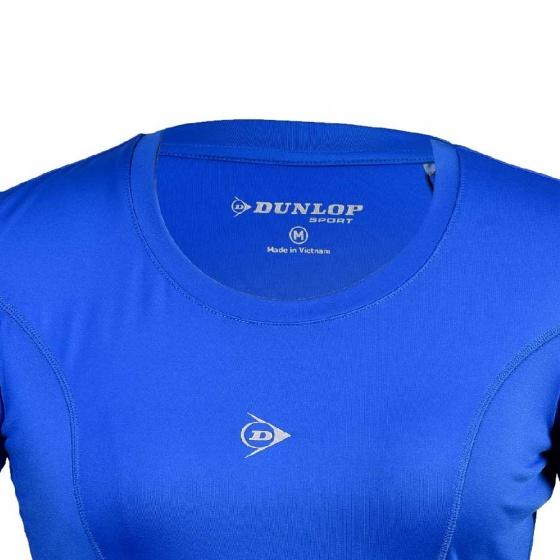 Áo Croptop Nữ Dunlop - DAGYS8128-2-CL (xanh da trời)