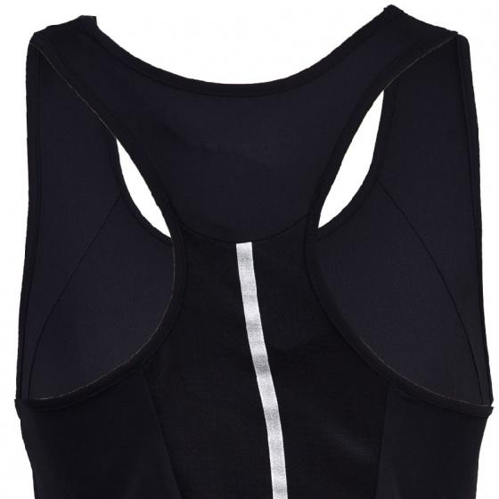 Áo thể thao Nữ Dunlop - DARUS8100-2-BK (đen)