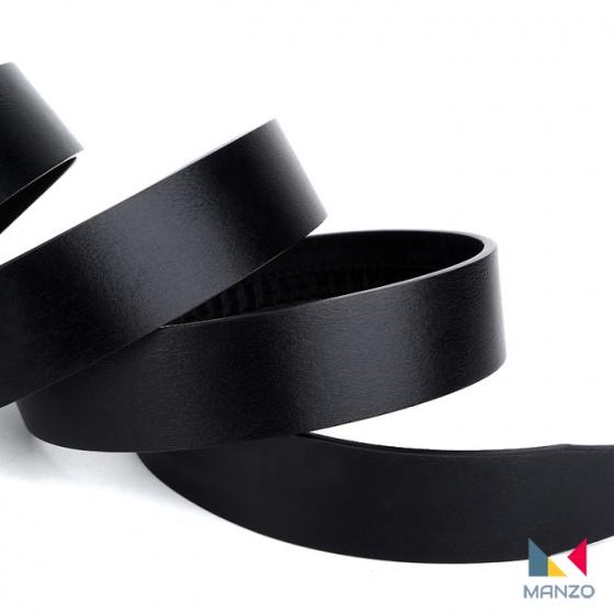Thắt lưng- dây nịt nam phong cách trẻ trung sang trọng khóa tự động Manzo 215 ( tặng lót giày da bò thật)