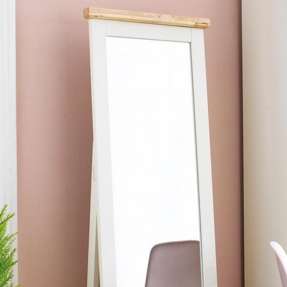 Gương soi Canna gỗ gỗ sồi - Cozino