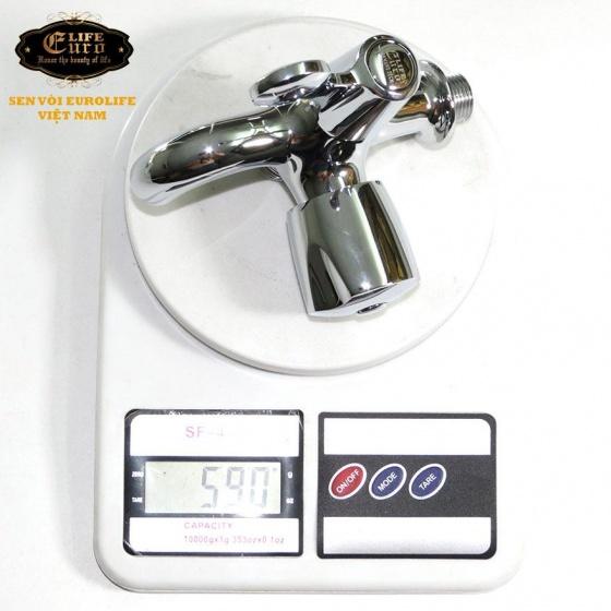 Củ sen lạnh Eurolife EL-111 (trắng bạc)