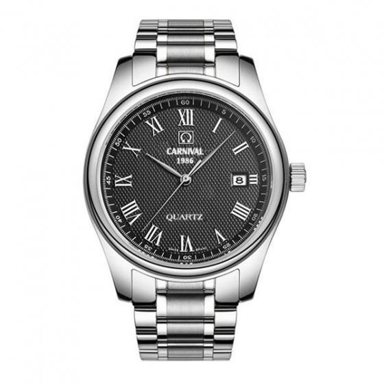 Đồng hồ nam dây thép Carnival G18303.202.011