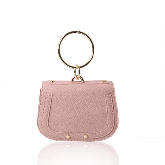 Túi thời trang Verchini màu hồng 13000047