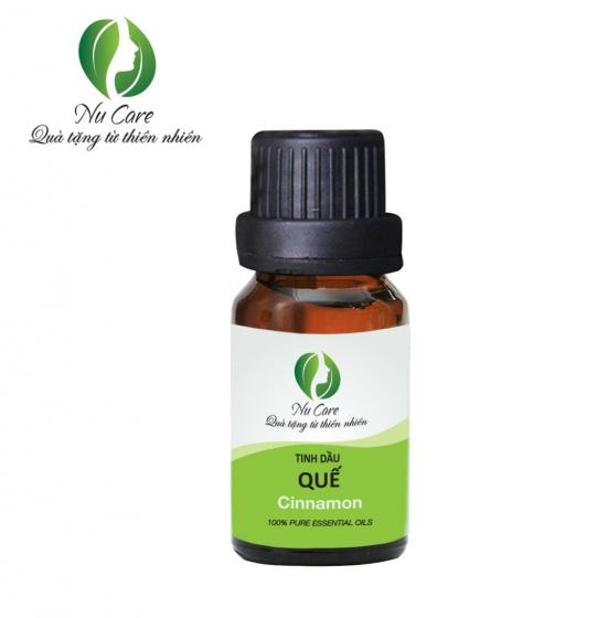 Tinh dầu quế nguyên chất NuCare (10ml)
