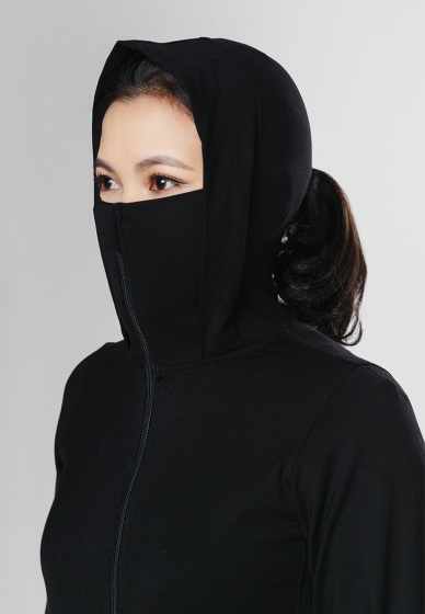 Áo khoác nữ chống nắng hiệu quả Phúc An 4043