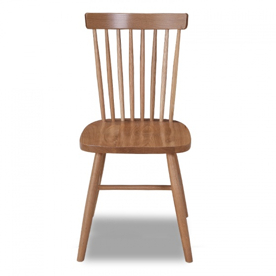 Bộ bàn ăn Pinnstol Notron màu tự nhiên 4 ghế