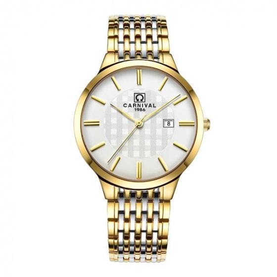 Đồng hồ nam dây thép Carnival G57601.201.616