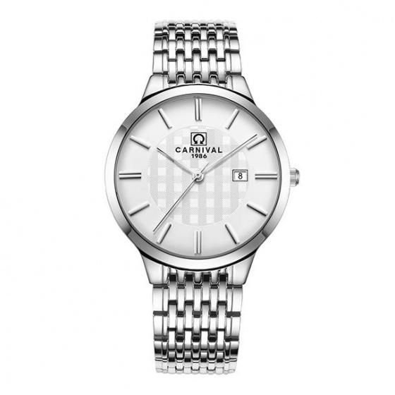 Đồng hồ nam dây thép Carnival G57601.201.011