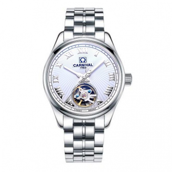 Đồng hồ nam dây thép Carnival G66001.101.011