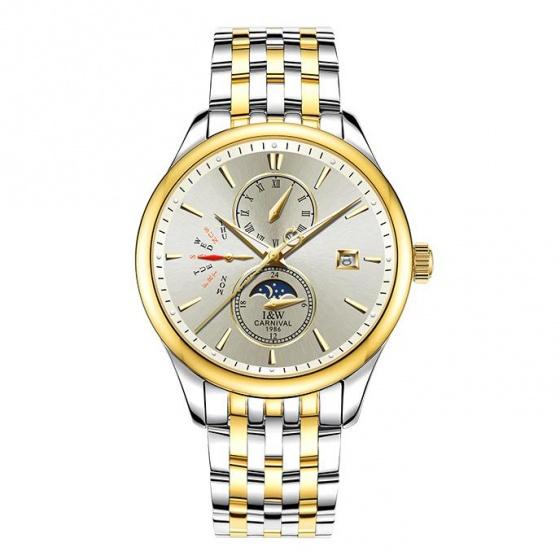 Đồng hồ nam dây thép Carnival G73201.105.616