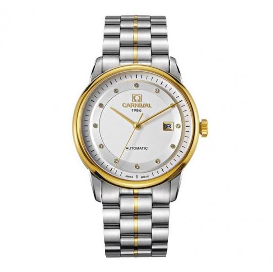 Đồng hồ nam dây thép Carnival G66802.301.616