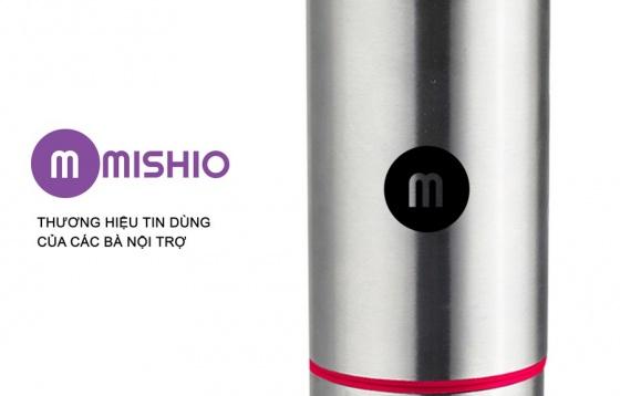 Máy xay đa năng cầm tay Mishio MK-136