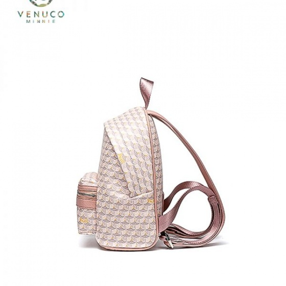 Balo VNC F41 - Hồng (W09F41)