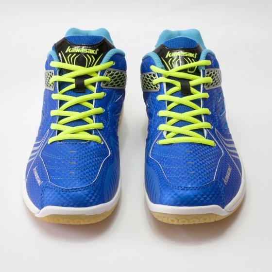 Giày cầu lông - Giày bóng chuyền nam nữ Kawasaki K071 xanh