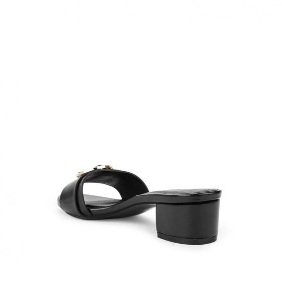 Guốc thời trang 5050GN0010 Sablanca (đen)