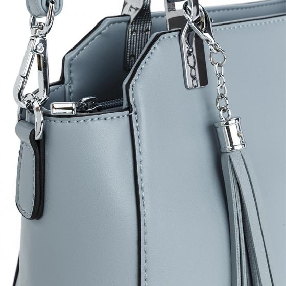 Túi thời trang 5051HB0077 Sablanca (xanh dương)