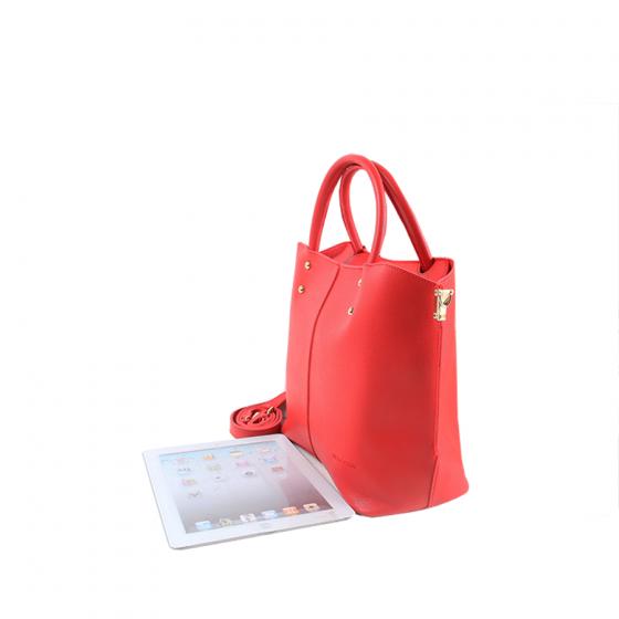 Túi xách thời trang Verchini màu đỏ 11000044
