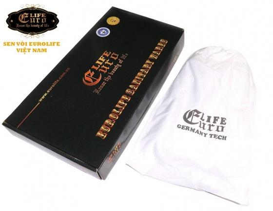 Vòi rửa chén lạnh Eurolife EL-T013 (Trắng bạc)