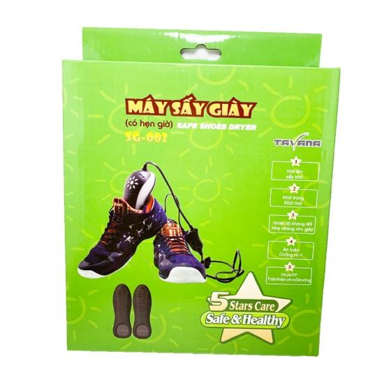 Máy sấy giày cao cấp Tavana SG-002 (có hẹn giờ)