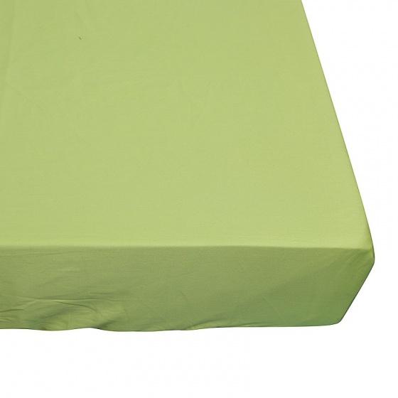 Ga bọc đệm và vỏ gối đơn ( 1 màu ) 200 x 220 cm - xanh lá