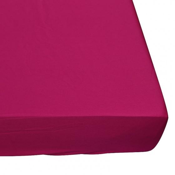 Ga bọc đệm và vỏ gối đơn ( 1 màu ) 200 x 220 cm - tím hồng