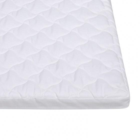 Tấm tiện nghi cao su 120 x 190 x 5cm - Latex mattress topper