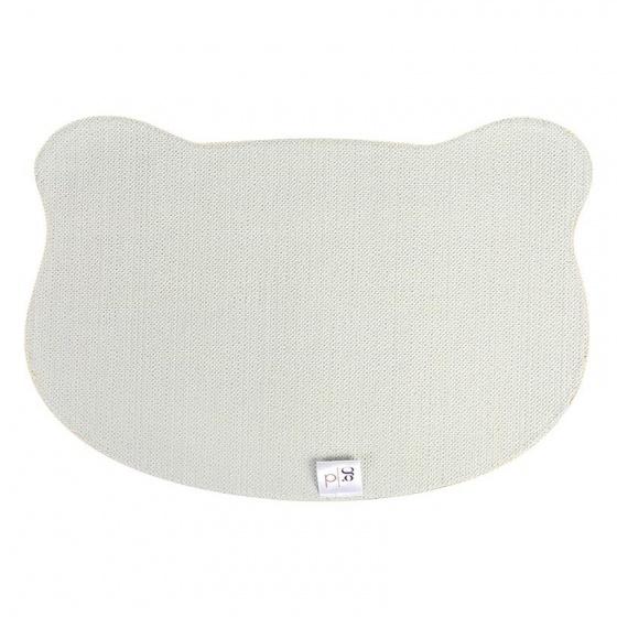 Thảm chùi chân cotton in Grand - 40 x 55 cm - Hình gấu