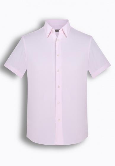 Áo sơ mi nam tay ngắn họa tiết The Shirts Studio Hàn Quốc TD42F2110PI095