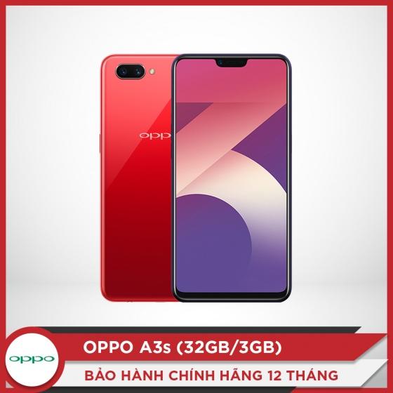 OPPO A3s 32GB - tặng tai nghe bluetooth - hàng chính hãng.