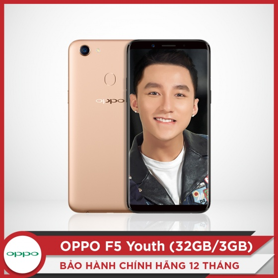 OPPO F5 Youth - Hàng chính hãng