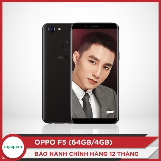 OPPO F5 6GB - Hàng chính hãng