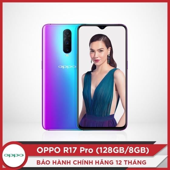 OPPO R17 Pro - Tặng gậy selfie kiêm tripod - Hàng chính hãng