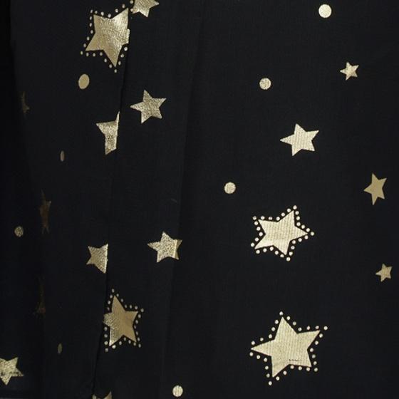 Đầm suông tay liền hình sao Angeli Phạm D248