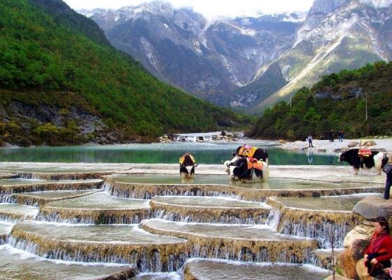 Tour Trung Quốc: HCM - Lệ Giang - Shangri La 5 Ngày - Lữ Hành Việt