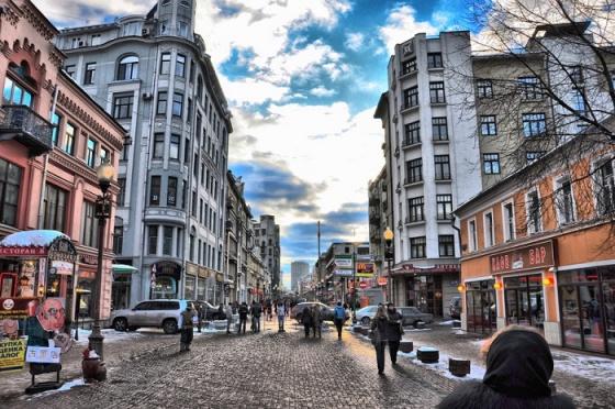 Tour Nga: HCM - Moscow - Saint Peterburg 8 Ngày 7 Đêm - Lữ Hành Việt