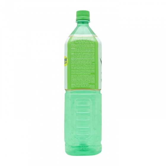 Nước giải khát nha đam OKF Hàn Quốc 1.5L/chai - Combo 2 chai