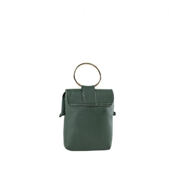 Túi thời trang Verchini màu xanh rêu 02004218