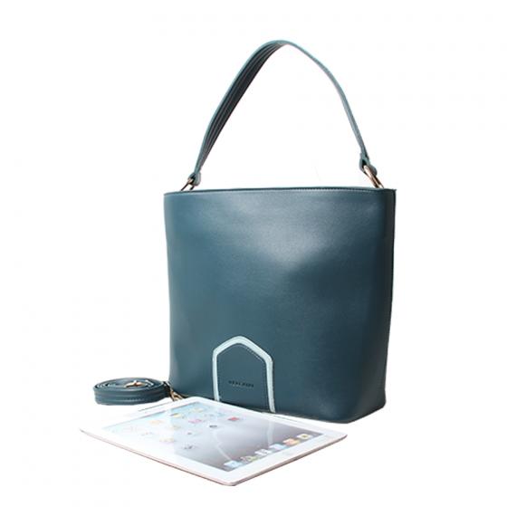 Túi thời trang Verchini màu xanh cổ vịt 13000495