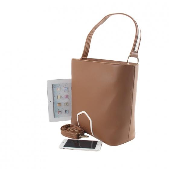 Túi thời trang Verchini màu nâu 13000492