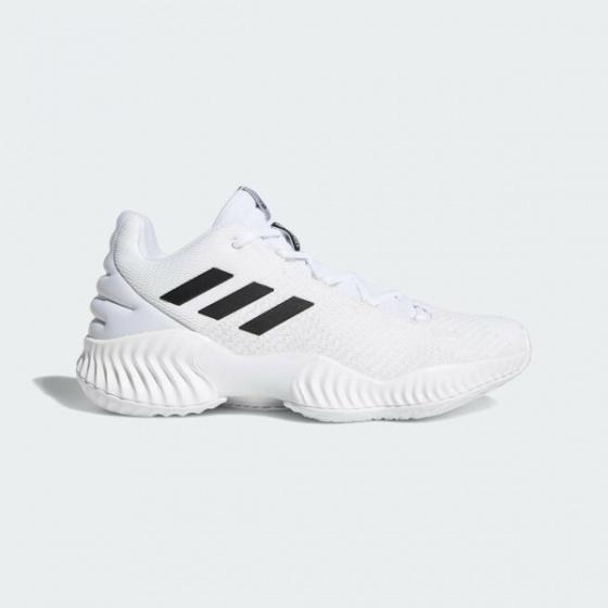 Giày bóng rổ chính hãng Adidas Pro Bounce 2018 Low BB7410